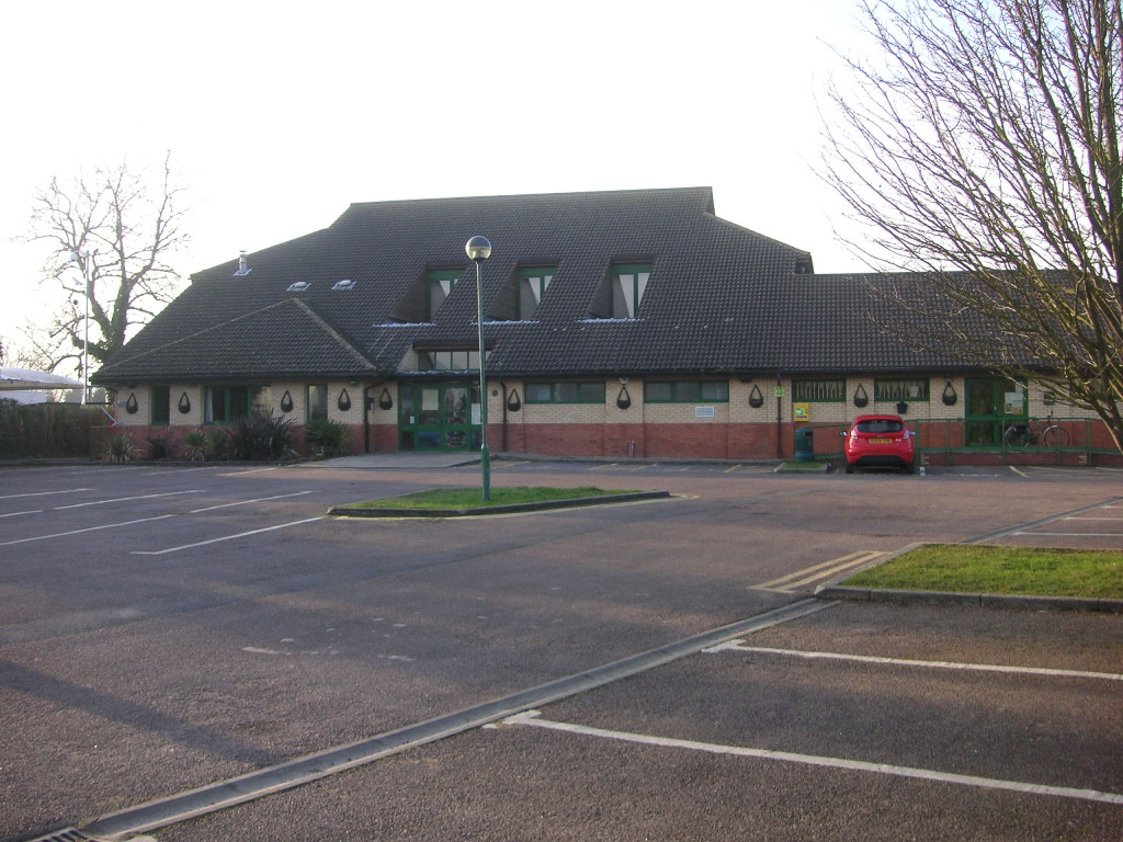 Bromham Village Hall 2015